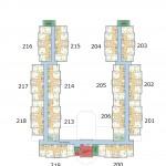 Hausdoerffer & Phelps Floorplan