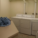 Eickhoff Hall Laundry Room