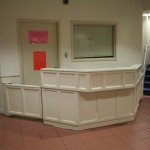 Eickhoff Hall Front Desk