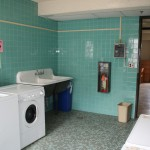 Travers Hall Laundry Room