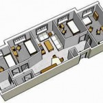 Hausdoerffer & Phelps Apartment