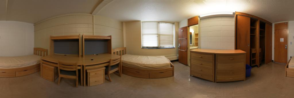Decker Hall Panorama