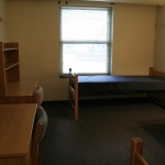 New Residence Hall Room
