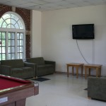 Brewster Hall lounge