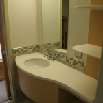 Decker Hall Suite Bathroom