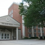 Decker Hall Exterior