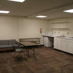 Decker Hall Basement