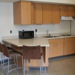 Hausdoerffer & Phelps Hall Apartment Kitchen
