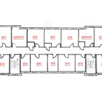 Brewster Hall Floorplan