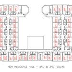 New Residence Hall Floorplan