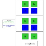 Townhouses Generic Building Floorplan